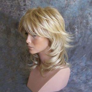 Accessories - Hair Blonde Wig